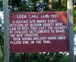 Loon Lake Cemetery