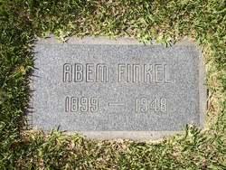 Abem Finkel