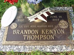 Brandon Kenyon Thompson