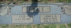 James Kelley True