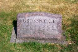 Boyd Kirk Grossnickle