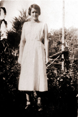 Alma Belle <i>Rose</i> Stovall