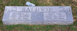 Nola Ann <i>Geurin</i> Baldwin