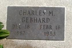 Charles Martin Carl Gebhard