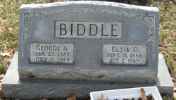 George Anthony Biddle