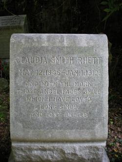 Claudia <i>Smith</i> Rhett