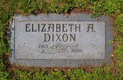Elizabeth A. Dixon