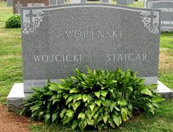 Mary Louise <i>Wojcicki</i> Morenski
