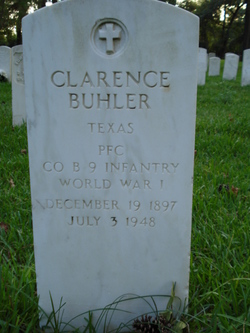 Clarence Buhler