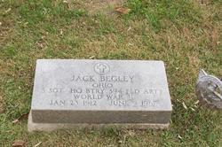 Jackson J Jack Begley
