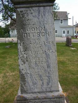 John Ditsch