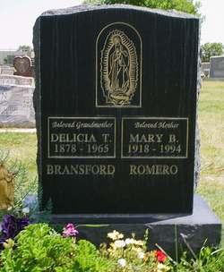 Delicia T. <i>Trujillo</i> Bransford