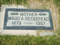 Maud Agnes <i>Cowley</i> Beckstead