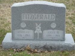 Anna May <i>Burns</i> Fitzgerald