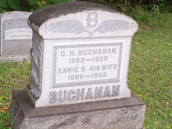 Annie S. <i>Treaster</i> Buchanan