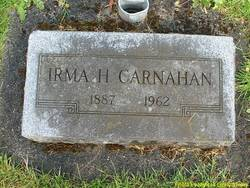 Irma H. <i>Houghmaster</i> Carnahan