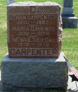 Maria C. <i>Kinne</i> Carpenter