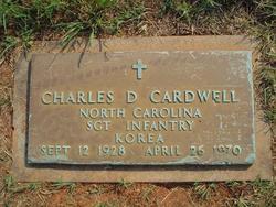 Charles Daniel Cardwell