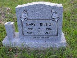 Mary <i>Jones</i> Bishop