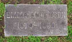 Emma W. Anderson
