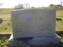 Calvin Alonzo Miles
