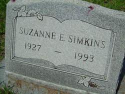 Suzanne E. Simkins