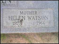 Helen <i>Watson</i> Freeman