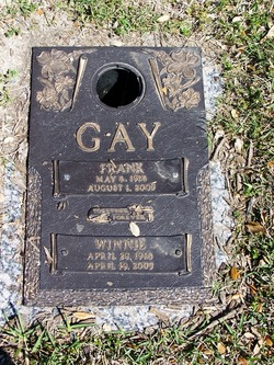 James Frank Gay