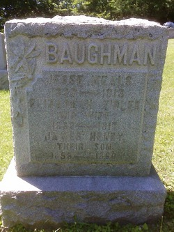 Elizabeth <i>Zigler</i> Baughman