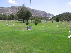 Orderville Cemetery