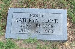 Kathryn Floyd