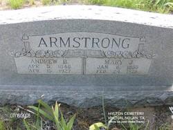 Andrew Benjamin Armstrong