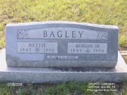 Hester Clark Hettie <i>Wear</i> Bagley