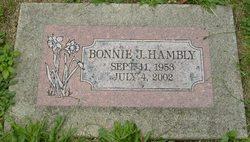 Bonnie Jean <i>Haddix</i> Hambly