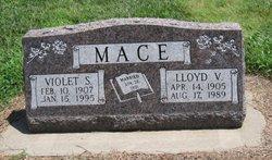 Violet S. <i>Wibbeler</i> Mace