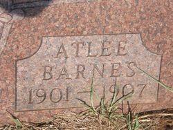 Atlee Barnes