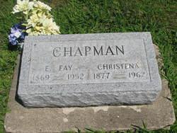 Elisha Fay Chapman