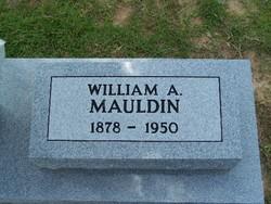 William Archie Mauldin