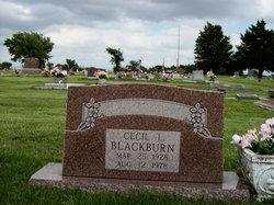 Cecil L. Blackburn