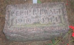 Cecil P. Pratt