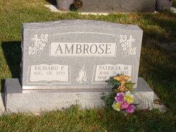 Patricia M. <i>King</i> Ambrose
