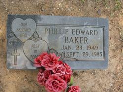 Phillip Edward Baker