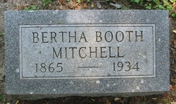 Bertha <i>Mester</i> Mitchell