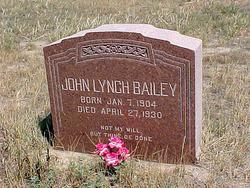 John Lynch Bailey