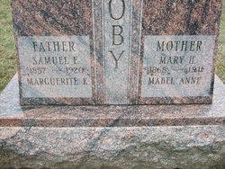 Samuel Freedley Jacoby