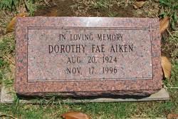 Dorothy Fae Aiken