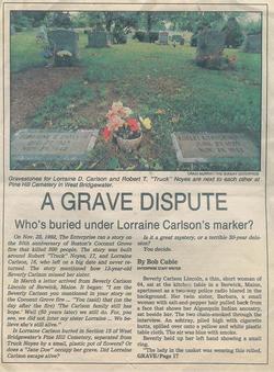 Lorraine D. Carlson