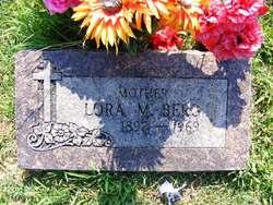 Lora Mabel <i>Waford</i> Berg