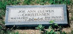 Joe Ann Christensen