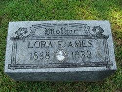 Lora E <i>Watson</i> Ames